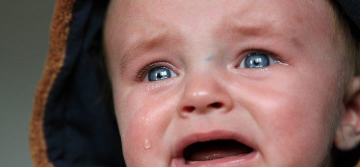 Il pianto del neonato: come leggere i segnali del nostro bambino